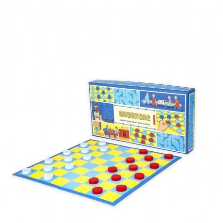 Juego Checkers