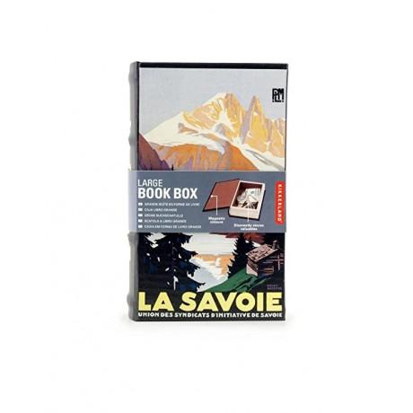 Caja libro La Savoie