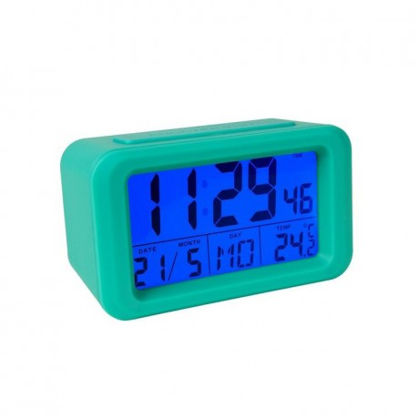 Reloj despertador digital...