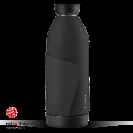 Closca Bottle Nude Black
