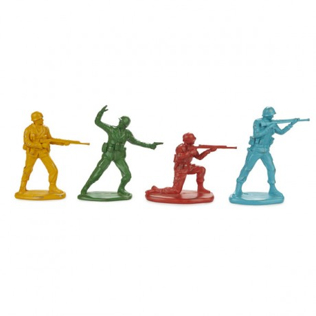 Figuras decorativas Platoon...