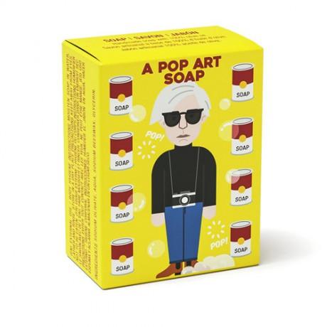 """Jabón """"A pop art soap"""""""