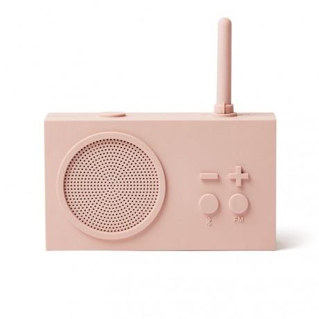 Radio y altavoz Bluetooth...