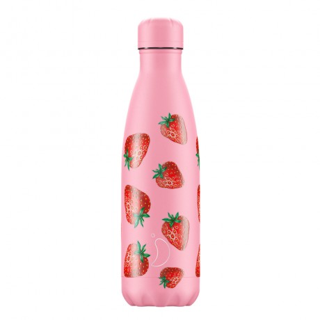 Chillys Bottles Strawberry