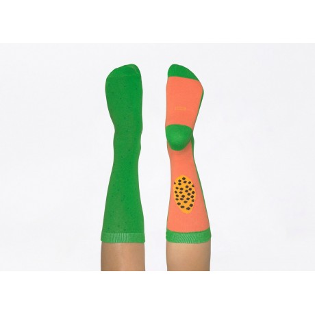 Calcetines papaya