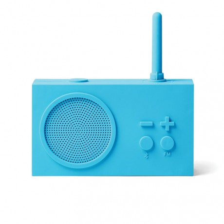 Radio y altavoz Bluetooth...