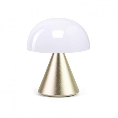 Lámpara Mina S, Soft Gold