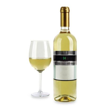 Termómetro de vino digital