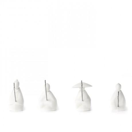 Set de 4 infusores pescadores
