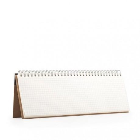 Cuaderno de teclado kraft