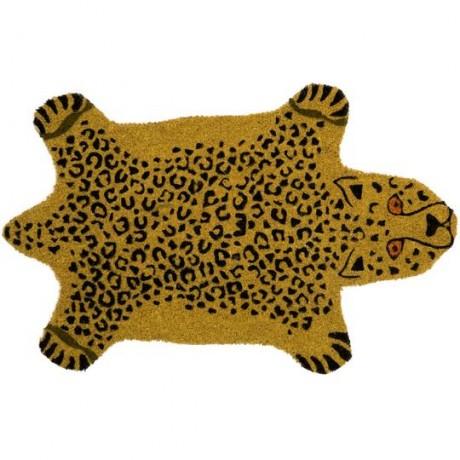 Felpudo leopardo