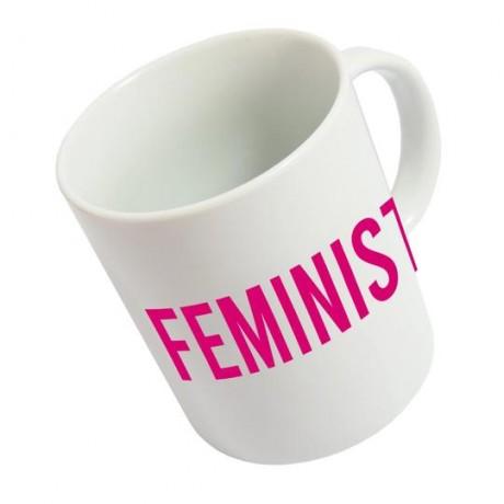 "Taza ""Feminist"""