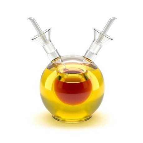Aceitera y vinagrera sfera