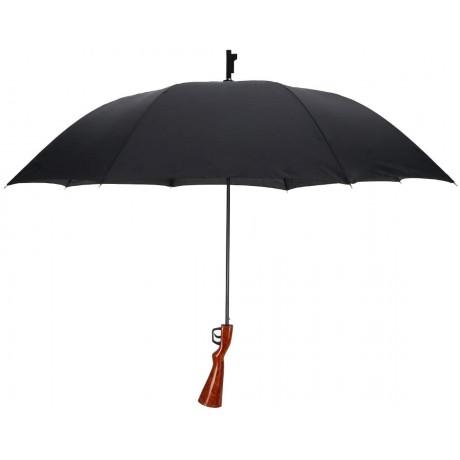 Paraguas Wanted negro
