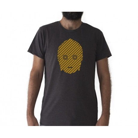 """Camiseta """"C3PO"""" unisex"""
