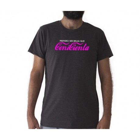 """Camiseta """"Cenicienta"""" unisex"""
