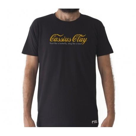 """Camiseta """"Cassius Clay"""" unisex"""