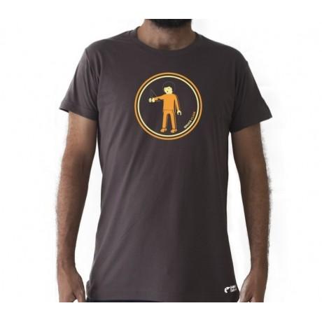 """Camiseta """"Bruce Click"""" unisex"""