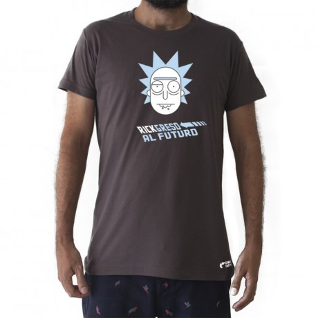 "Camiseta ""Rickgreso al..."