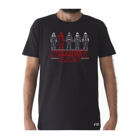 """Camiseta """"Stranger Kids""""..."""