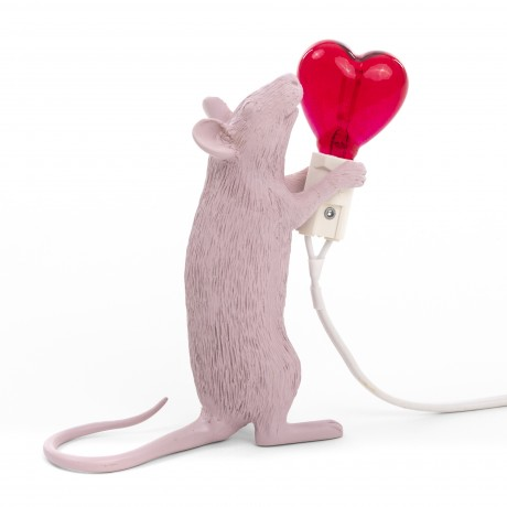 Mouse Lamp, Love Edition