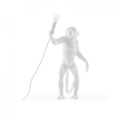 Lámpara Monkey de pie...