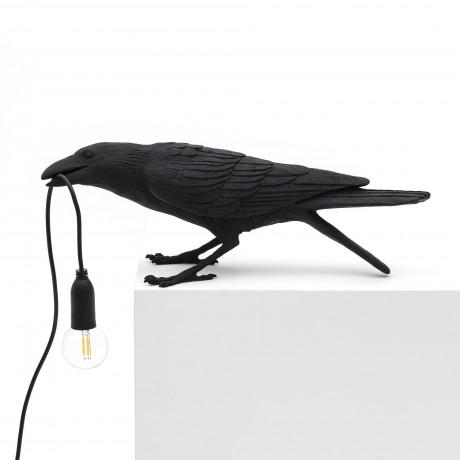 """Lámpara """"Bird"""", negro"""