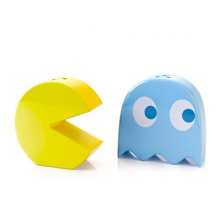 Set sal & pimienta Pac-Man...