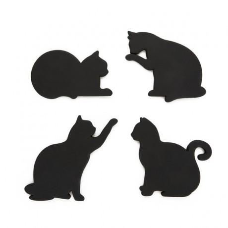 Posavasos Cat x4