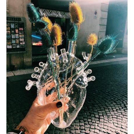 """Jarrón  """"Love in Bloom Glass"""""""