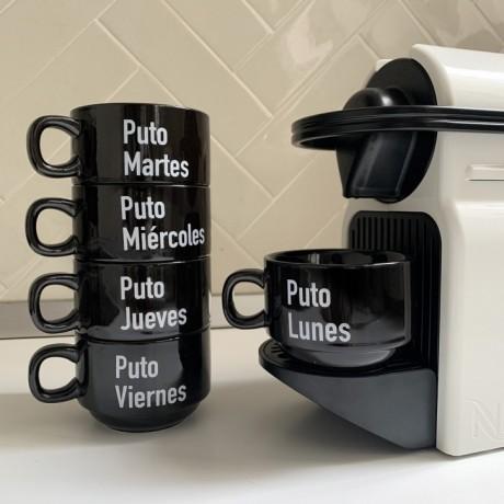 Putas tazas, Puto Café -...