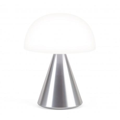 Lámpara Mina L, aluminio