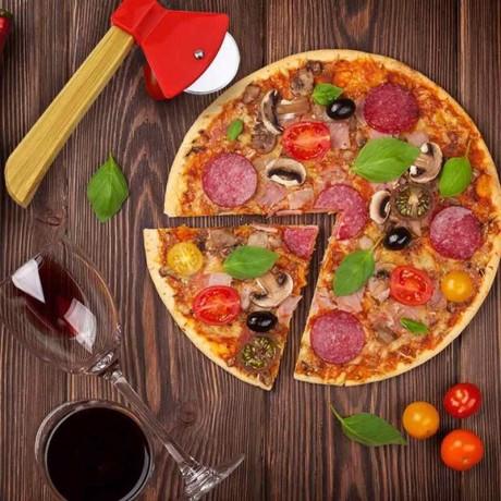 Corta pizza Hacha