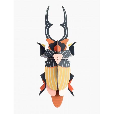 Escarabajo ciervo Gigante 37cm