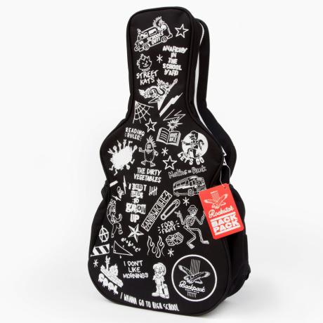 Mochila Guitarra