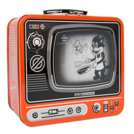 Fiambrera Tv Retro