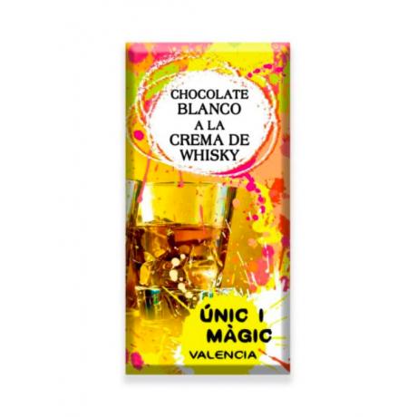 Chocolate Blanco a la Crema...