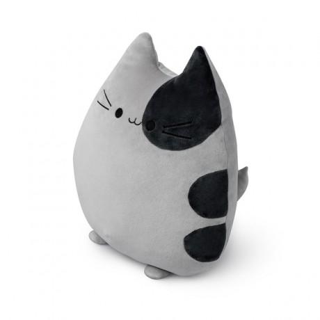 Cojín Sweet Kitty gris