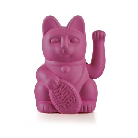 Gato de la suerte Púrpura