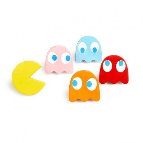 Colgadores de pared Pac-Man...